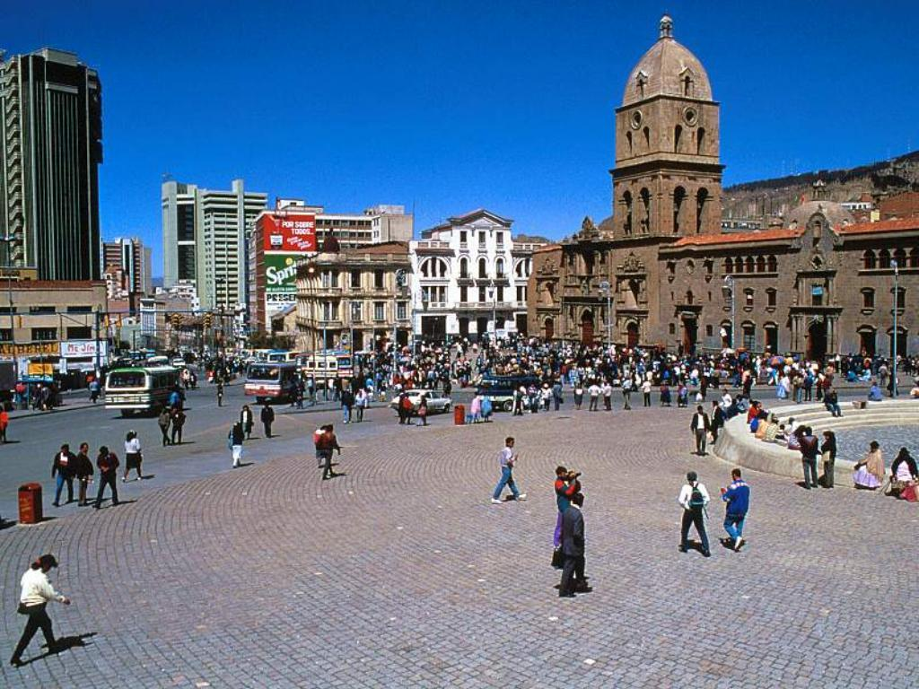 بوليفيا