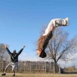 Super Kung Fu Flips