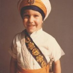 Gurumustuk Singh – 1979 (4 Years old)