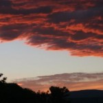 Beautiful Espanola Sunsets – Time for Rest