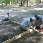 Construction of Mini Golf Course (Sikhi Hole)