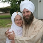Snatam Kaur and Husband Sopurkh Singh