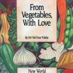 From Vegetables, with Love