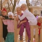 The Children's Playground Area at the Gurdwara