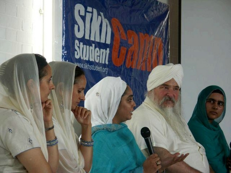 Panel for a Camp Discussion