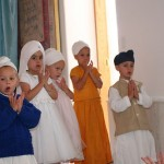 Childrens Program at Gurdwara