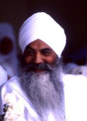 Guru Ram Das Ashram in LA 1985-4