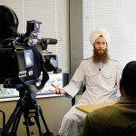 Channel M News Interview about SikhNet (Vancouver)