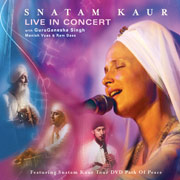 Snatam Kaur Live in Concert - CD and DVD