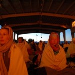 To wake or not to wake: Summer Solstice Sadhana in NM