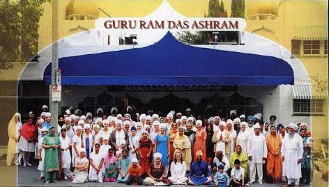 Guru Ram Das Ashram in LA Grd