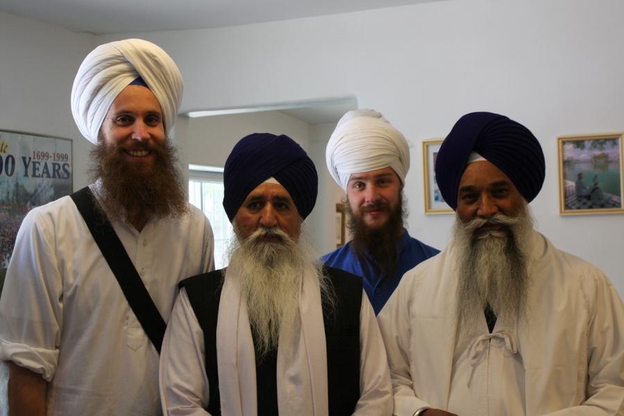 Visit to SikhNet Office and Solstice | MrSikhNet