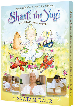 Shanti the Yogi DVD by Snatam Kaur