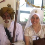 Elder Singh and Ek Ong Kaar Kaur