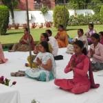 Punjabi University of Patiala Hosts Kundalini Yoga Classes