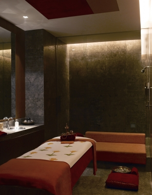 Ista Amritsar Spa Treatment Room