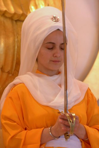 Khalsa Woman Panj Piaray