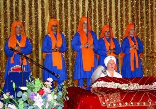 Khalsa Women Panj Piaray