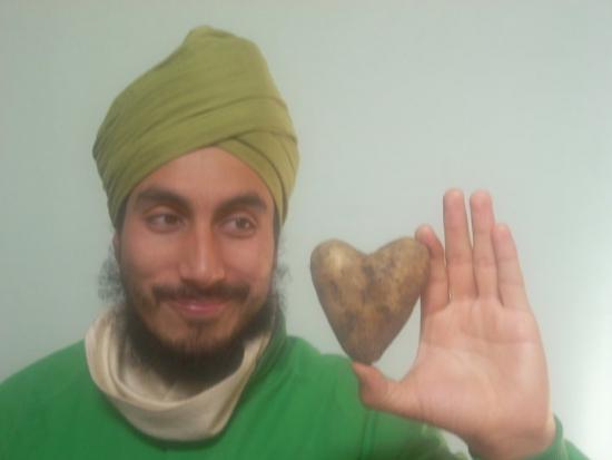 Satya Amrit Singh
