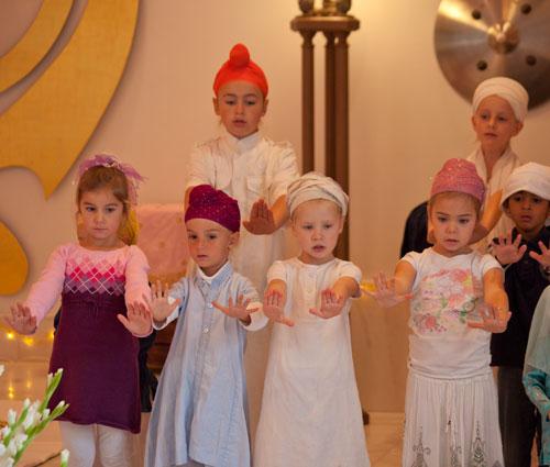 We are the Khalsa!
