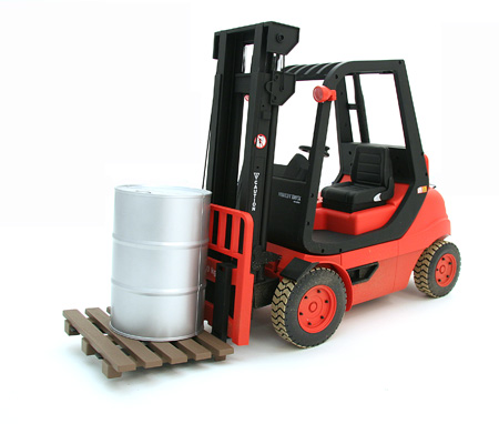 Are you a Forklift or a Weight?