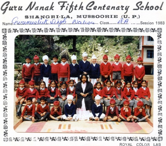 Gurumustuk Boarding School - Guru Nanak Fifth Centenary School