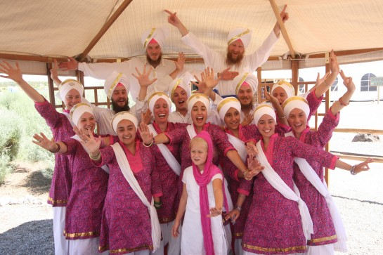 """Izzat De Punjab 2010"" - Group from Espanola, NM who practice Bhangra & perform at special events"