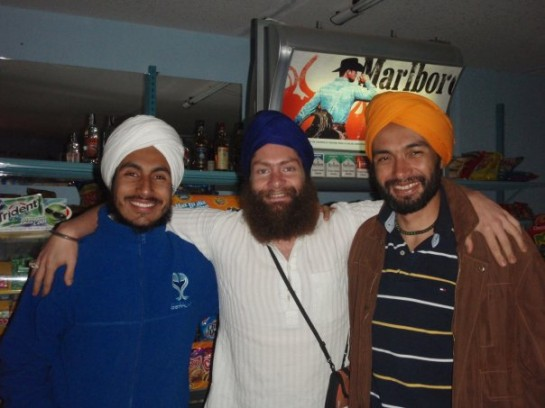 Sikhs in Chile