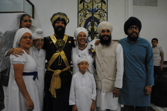 Sikhs in Mexico City