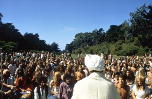 Guru Ram Das Ashram in LA Orig_YB_September_1970